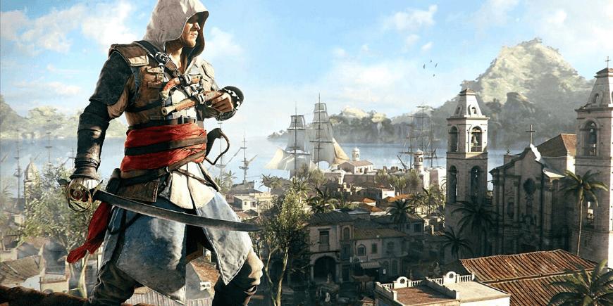 Assassin's Creed IV и Rogue (Мятежники. Коллекция)