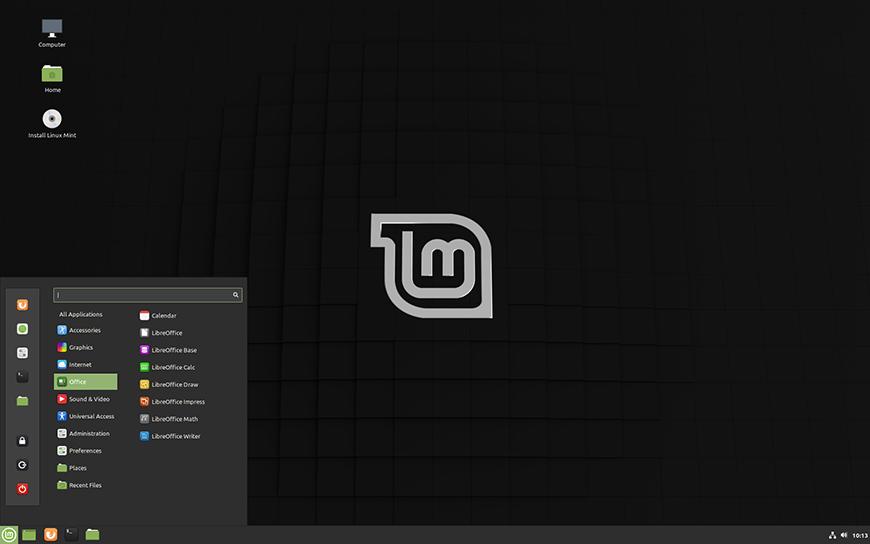 Linux Mint 19.3 Cinnamon