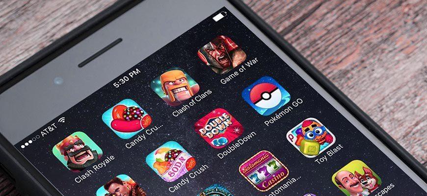 Лучшие мобильные игры для смартфонов на Android и iOS