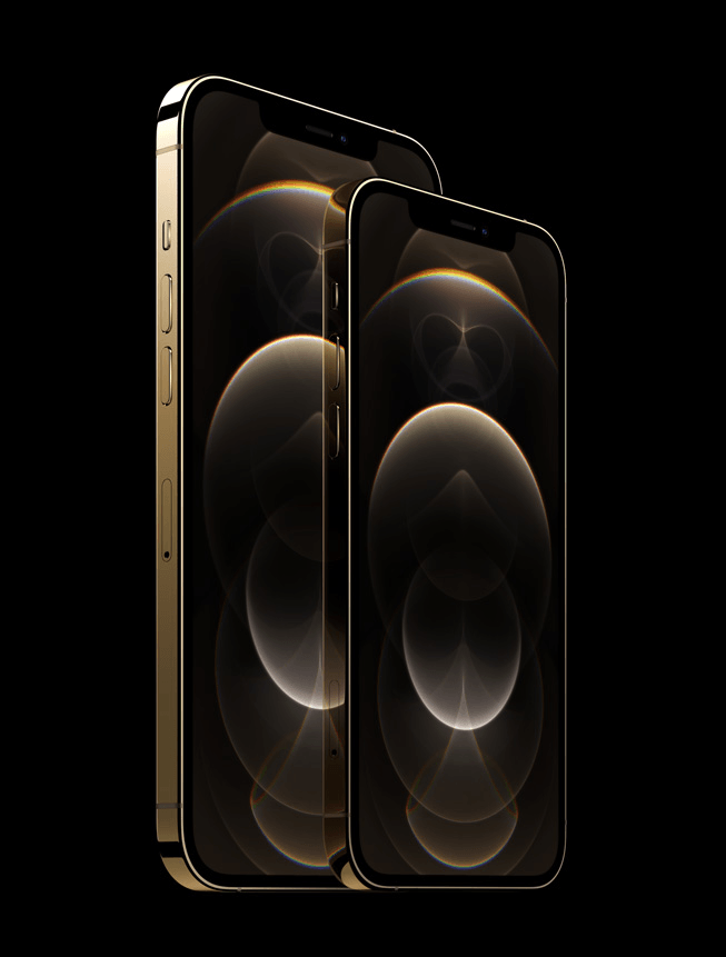 Дизайн iPhone 12