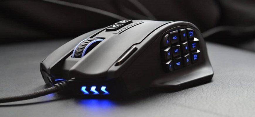 Лучшая Мышь Для Геймера - Топ компьютерных игровых мышей