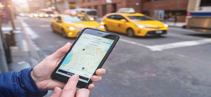 Лучшие приложения для вызова такси