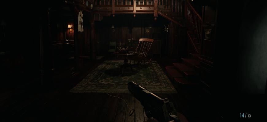 Геймплей Resident Evil