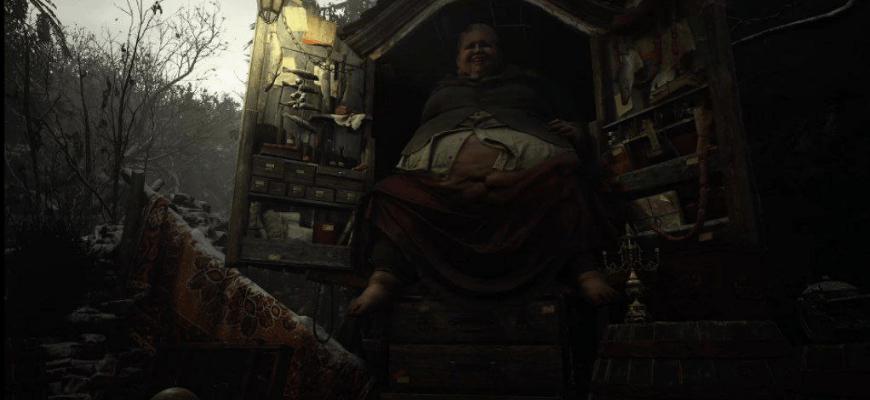 Сбор сокровищ в Resident Evil 8