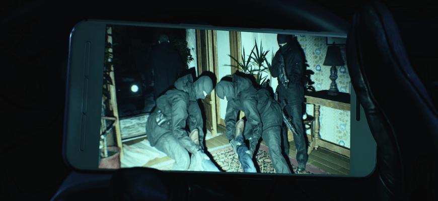Сюжет в Resident Evil 8 Village