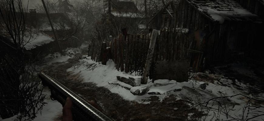 Неоднозначная графика Resident Evil: Village