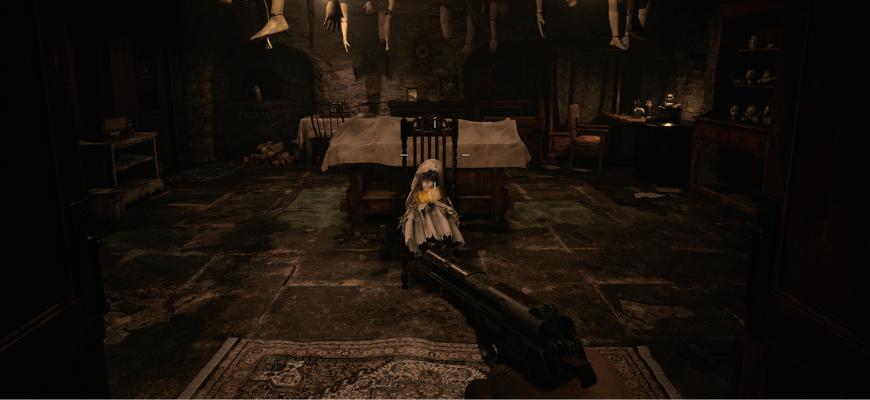 Графика Resident Evil Village