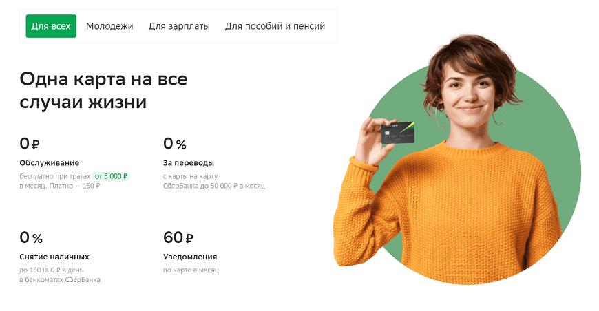Cбербанк - СберКарта