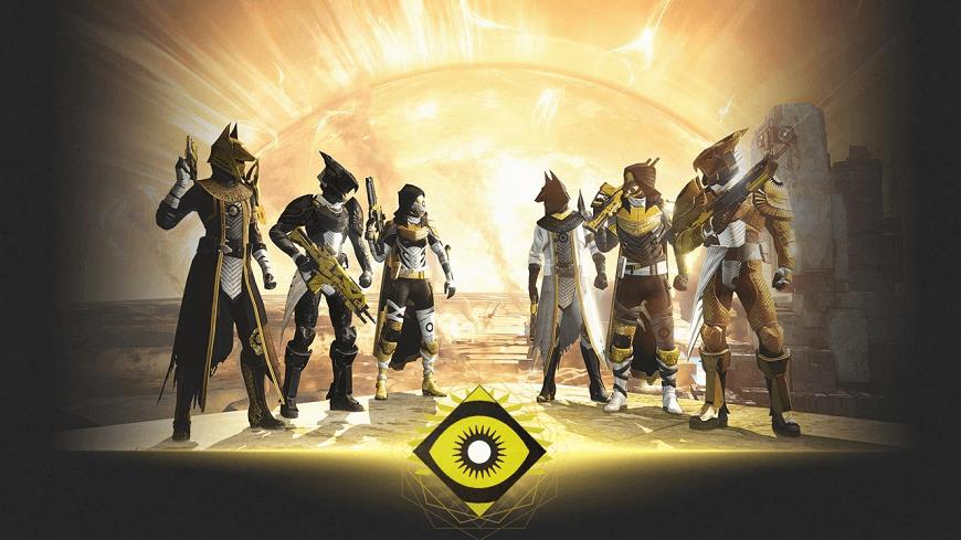 Испытания в Destiny 2