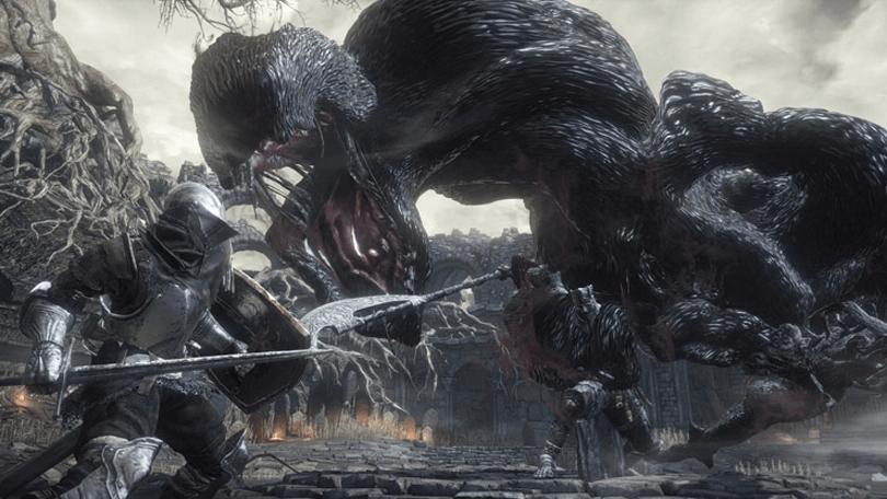 Dark Souls - хардкорная action-RPG