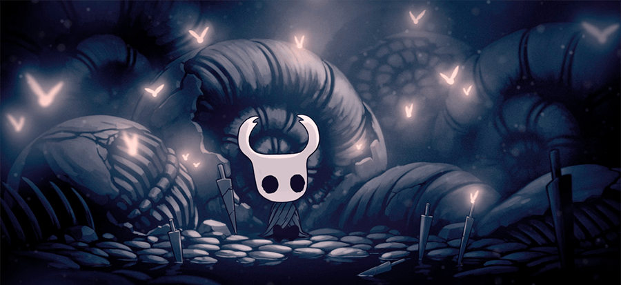 Hollow Knight Silksong - скрин из игры