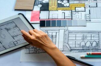 Топ курсов по дизайну интерьера для начинающих